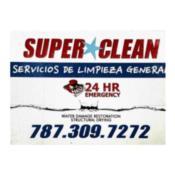 SUPER CLEAN 24/7 Limpiezas 24 horas emergencias  Puerto Rico