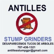 ANTILLES STUMP GRINDERS Puerto Rico