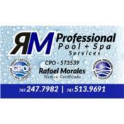 RM PROFESSIONAL POOL & SPA  Puerto Rico