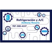 Refigeracion y a/c Puerto Rico