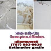 Sellados JF  SELLADOS EN FIBERGLASS Puerto Rico