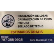 SERVICIOS HANSEL, Lavado a Presion en Hogar o Negocio cubirendo San Juan-Río Piedras