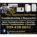 JF Appliances, Lavadoras y Secadoras,  Washers and Dryers, Puerto Rico