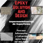 Epoxy Solution and Design Puerto Rico