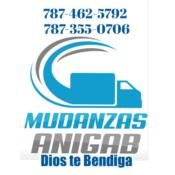 MUDANZAS ANIGAB **Dios te bendiga** Puerto Rico