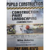 Pupilo Construction, Category en MajorCategory cubirendo San Lorenzo