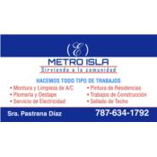 Metro&Isla Puerto Rico