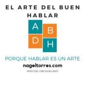 ARTE DEL BUEN HABLAR Puerto Rico