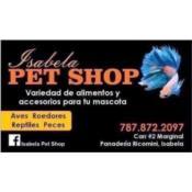 Isabela Pet Shop Puerto Rico