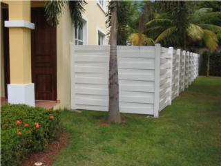 WINSOR FENCE PRIVADO, Steel and Pipes Puerto Rico