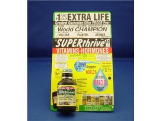 SUPERthrive 1 oz. Bottle  Puerto Rico
