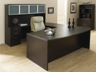 An office design puerto rico for Muebles para oficinas ejecutivas