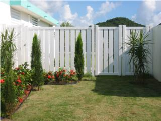 CARIBBEAN PVC FENCE , Steel and Pipes Puerto Rico