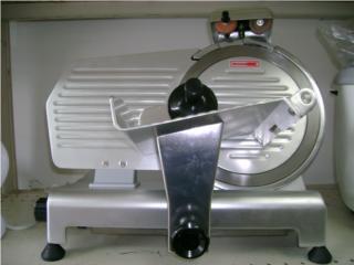 Rebanadora -  Slicer DE 12, Equipos Comerciales Puerto Rico
