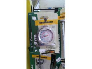 Termómetros - Thermometer, Equipos Comerciales Puerto Rico