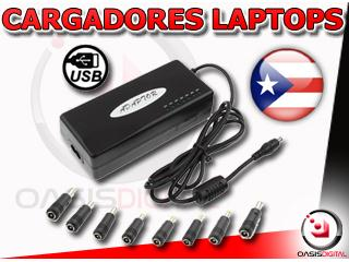 Cargador de Laptop Universal Puerto Rico
