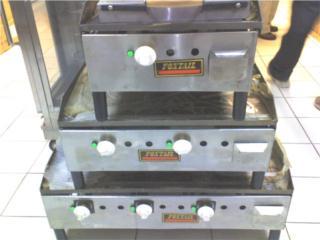 Plancha Griddle ( Eléctrica ) 220 vatios, Equipos Comerciales Puerto Rico