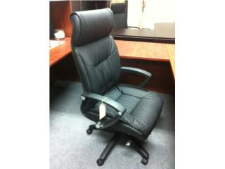 EXECUTIVE LEATHER CHAIR, AN OFFICE DESIGN Puerto Rico