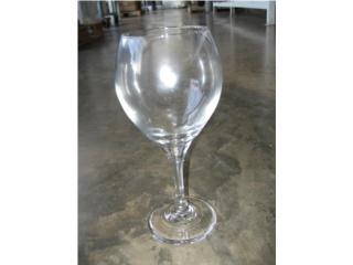 Copas de cristal de 13.5 onzas, @ Muñoz Bakery Equipment, Inc. Puerto Rico