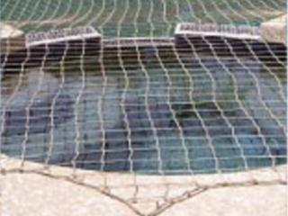 Pool Safety Nets Desert Sand, RED DE PISCINA, INTELIPOOLS Puerto Rico