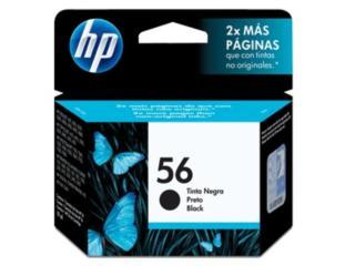 HP #56 NEGRO (C6656A), TONERYMAS.com Puerto Rico