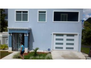 PUERTA GARAGE FULL GLASS INSULADAS, PUERTO RICO GARAGE DOORS INC. Puerto Rico
