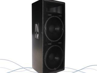 Bocina doble 15 de 1,600 watts, Baldorioty Music Puerto Rico