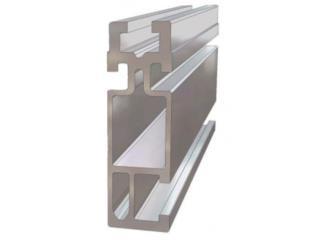 Rack(rieles) para montura de Paneles, 24/7 Planta Solar Puerto Rico