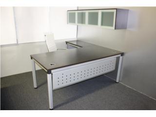 An office design puerto rico for Escritorios modulares modernos