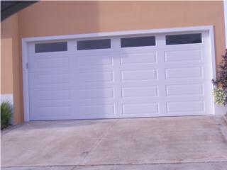 MODELO ELEGANTES DE SEGURIDAD FINANCIADAS, PUERTO RICO GARAGE DOORS INC. Puerto Rico