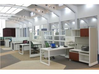 Muebles Modulares PR en Stock, AN OFFICE DESIGN Puerto Rico