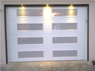 PUERTA GARAGE MODELOS FRESH DOORS BELLAS, PUERTO RICO GARAGE DOORS INC. Puerto Rico