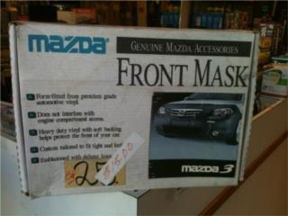 Mazda 3 front mask, WSB Supplies Puerto Rico
