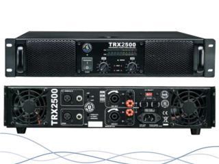 Amplificador 2000 watts Topp Pro 3 años Garan, Music & Technology Puerto Rico