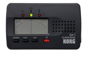 Korg Ga-1 Guitar & Bass Tuner, Music Access Store, Ave. De Diego, Puerto Nuevo Puerto Rico
