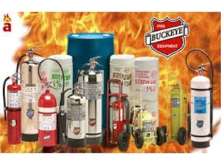 EXTINTORES PARA SERVICIOS CONTRA INCENDIOS, FIRE FOE INC PR Puerto Rico