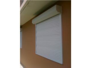Tormenteras Roll Ups, PR Home Solution Puerto Rico