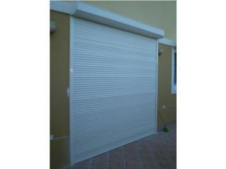 Fabrica Tormenteras Roll Ups, PR Home Solution Puerto Rico