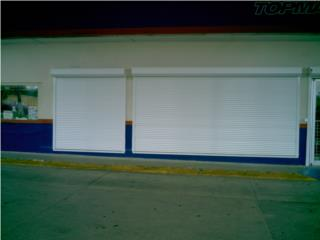 Tormenteras roll ups para su Negocio y Hogar , PR Home Solution Puerto Rico