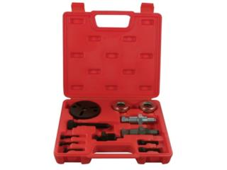 ***A/C COMPRESOR CLUTCH INSTALLER/REMOVER KIT, SP TOOLS PUERTO RICO Puerto Rico