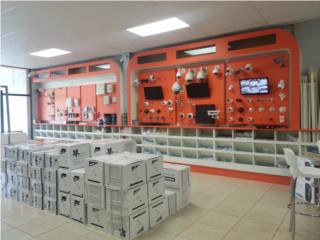 MAGNETICA SPECIAL SE ACABAN, FAST SECURITY  Puerto Rico
