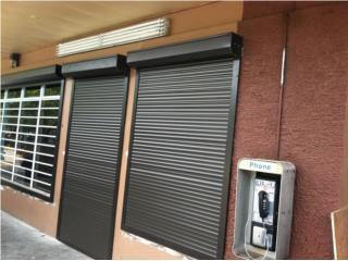 Caguas Puerto Rico Verjas PVC,  Tormenteras Roll Ups
