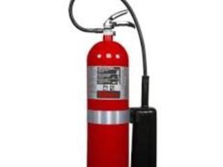Extintores de Todo Tipo, Ventas e Instalacion, Department Fire Equipment Inc. Puerto Rico
