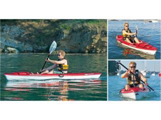 Bic Santiago para Lagos y Aventuras, Aqua Sports Kayaks Distributors Puerto Rico 1991 Puerto Rico