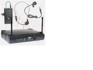 Microfono Inalambrico Head Set Novik, Music Access Store, Ave. De Diego, Puerto Nuevo Puerto Rico