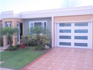 Puerta garage modelo full glass insulada puerto rico - Puertas de garages ...