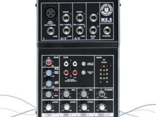 Consolas Pasivas desde 5 canales en adelante., Music & Technology Puerto Rico