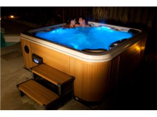 Portable Luxury Spas , Pucho Pool Center & Spa Puerto Rico