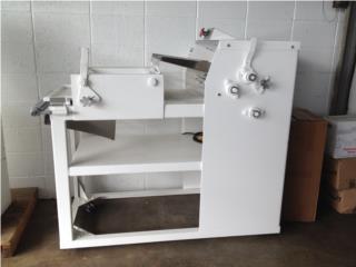 Longadora reconstruida, @ Muñoz Bakery Equipment, Inc. Puerto Rico