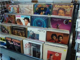 Acetato, Long Play, L.P. venta al detal, Music & Technology Puerto Rico
